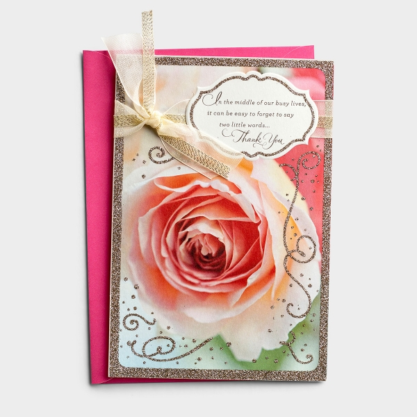 Mother's Day - Wife - Thank You - 1 Premium Card
