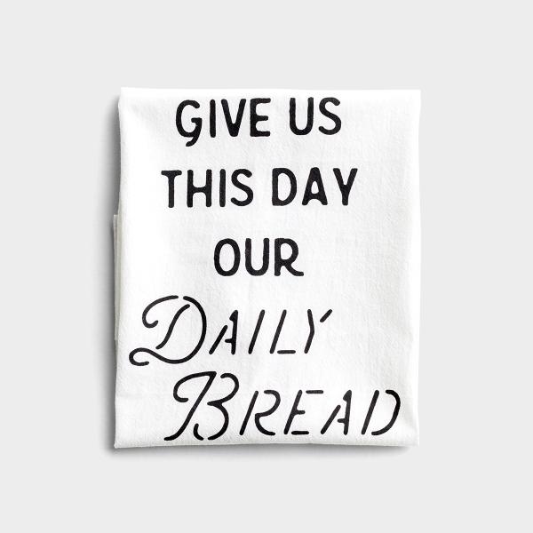 Daily Bread - Crinkle Cotton Tea Towel