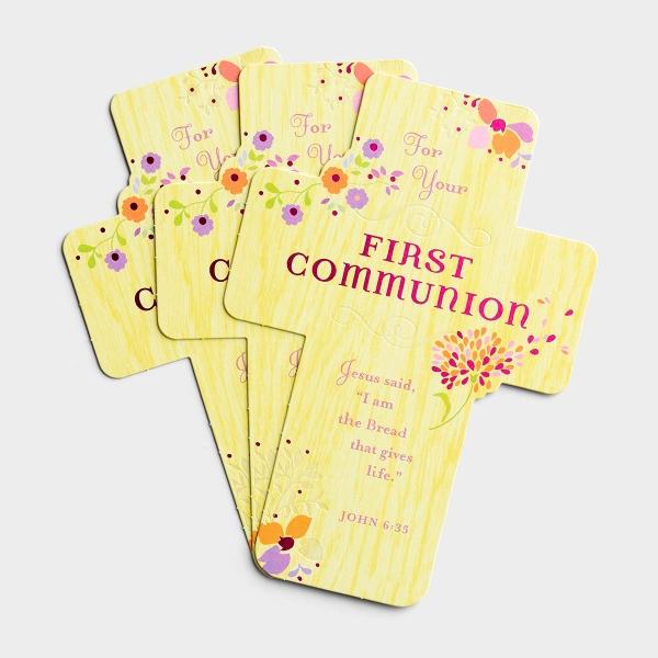 Communion - The Joy She Brings - 3 Premium Cards