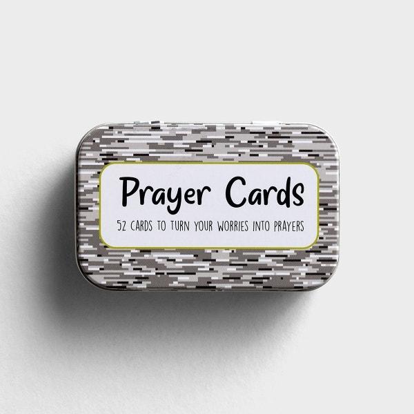 Prayer Cards for Kids - Stripes