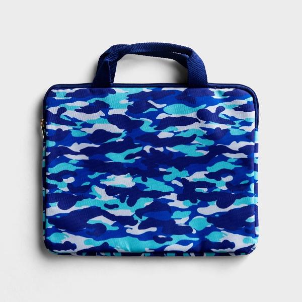 Creative Keeper - Blue Camo