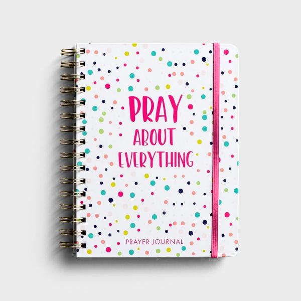 Kids Prayer Journal - Polka Dots