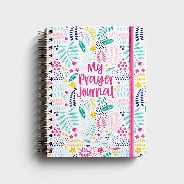 Kids Prayer Journal - Bright Floral