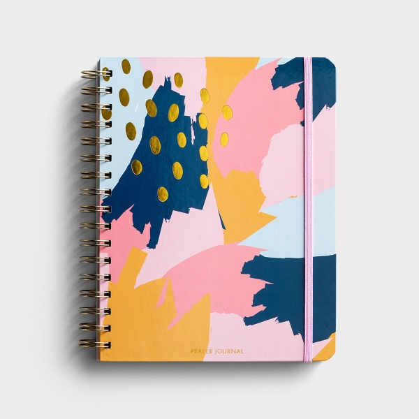 Paint Brush - Prayer Journal