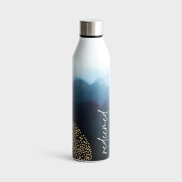 Redeemed - Stainless Steel Water Bottle