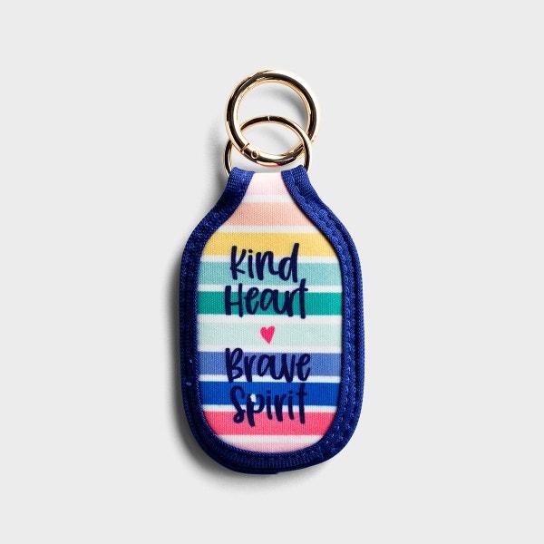 Kind Heart - Bottle Pocket Keyring