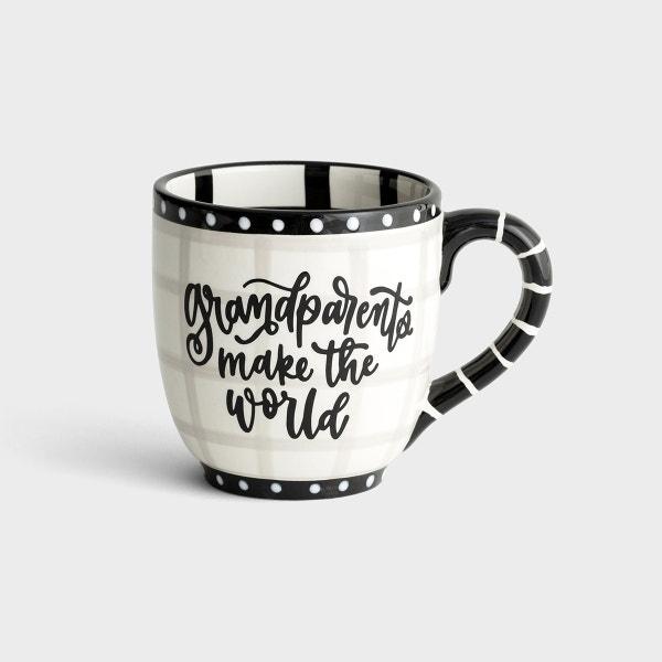 Grandparents Make The World Better - Ceramic Mug