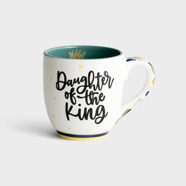 Daughter Of The King - Ceramic Mug