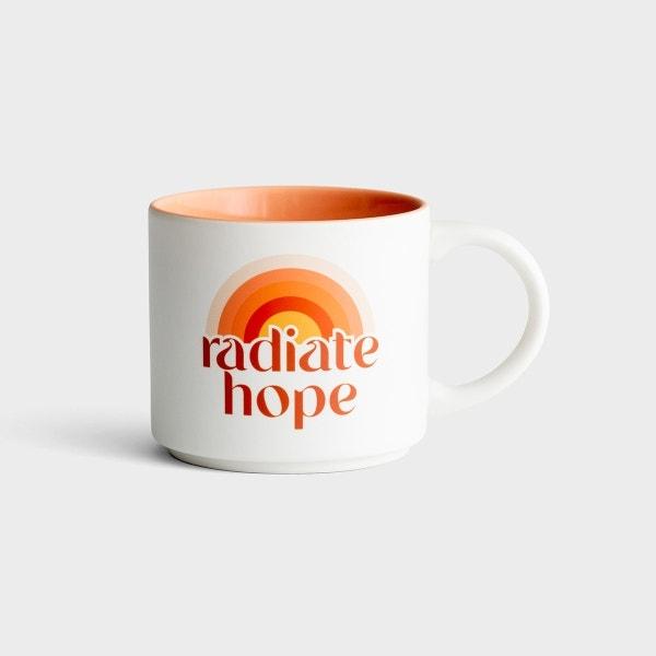 Radiate Hope - Ceramic Mug