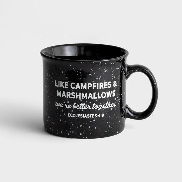Better Together - Ceramic Campfire Mug