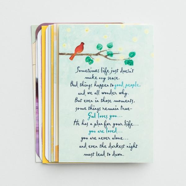 Hope & Encouragement - 10 Premium Card Assortment