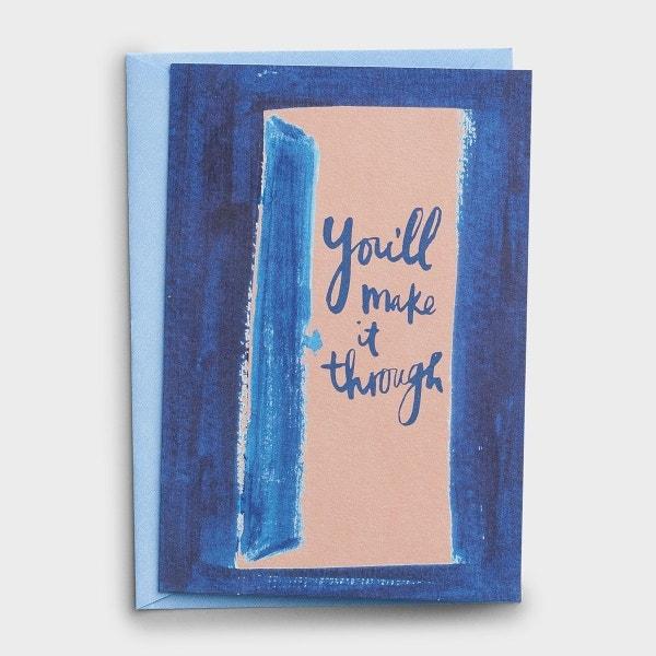 Praying for You - You'll Make It Through - 3 Premium Cards