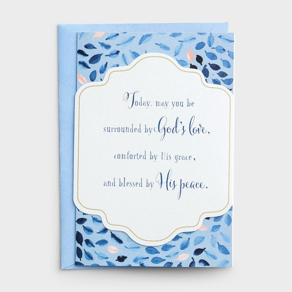 Praying for You - Surrounded by God's Love - 3 Premium Cards