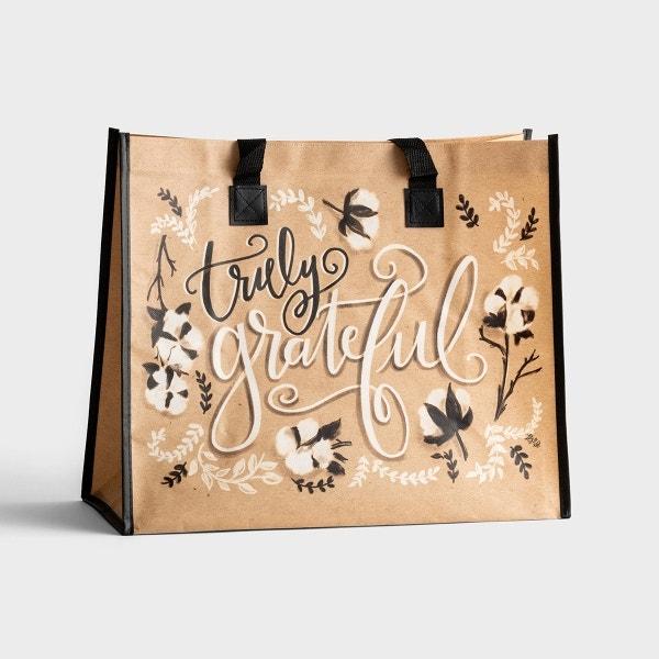 Truly Grateful - Tote Bag