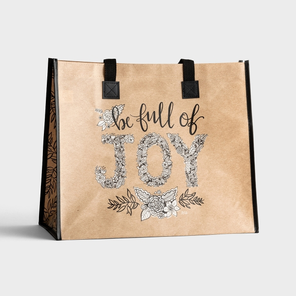 Be Full Of Joy - Tote Bag