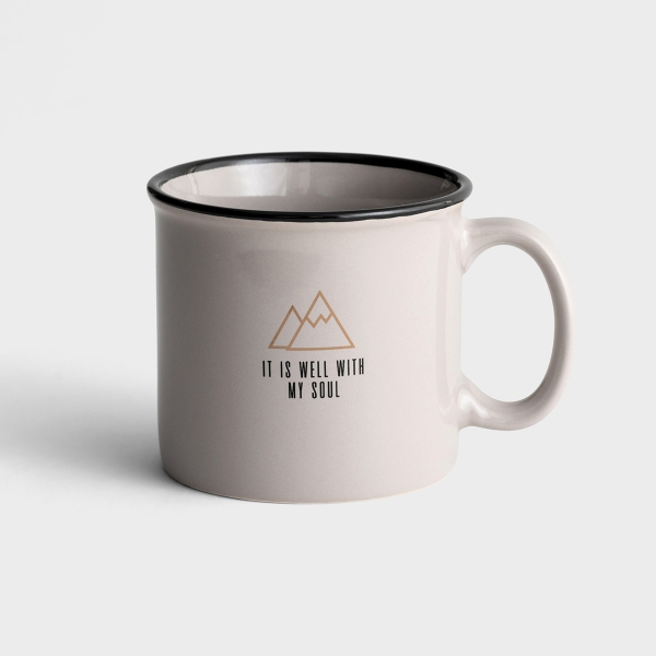 It Is Well With My Soul - Mug