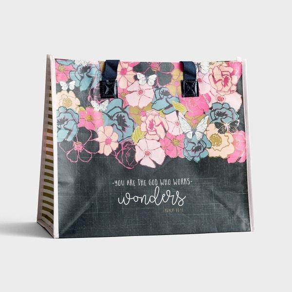 God Who Works Wonders - Tote Bag