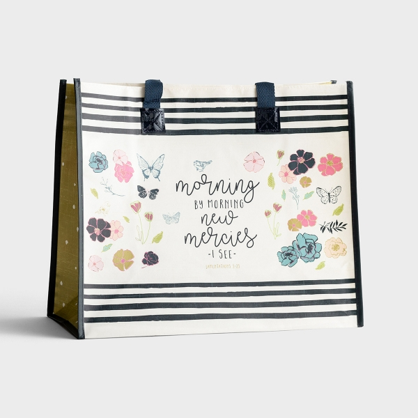 Morning by Morning - Tote Bag