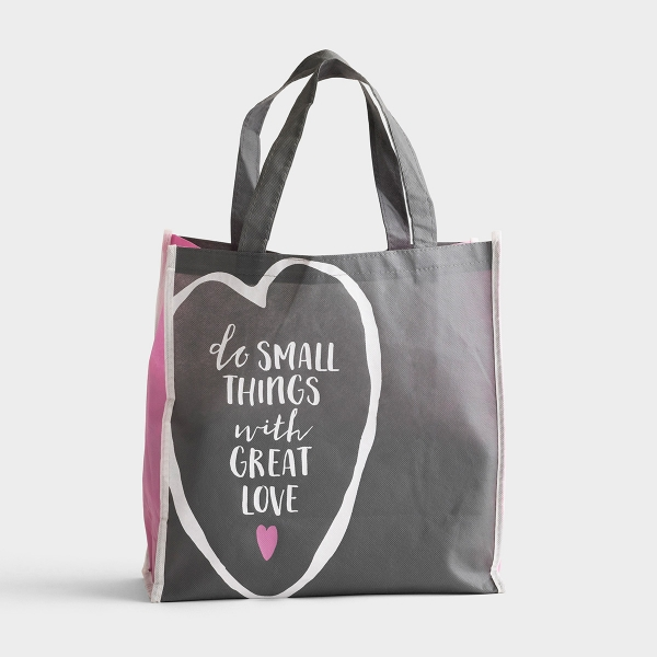 Do Small Things With Great Love - Tote Bag