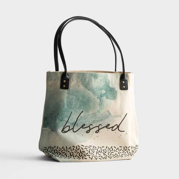 Blessed - Canvas Tote Bag
