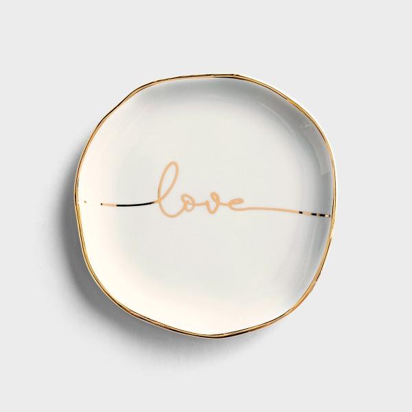 Love - Trinket Tray
