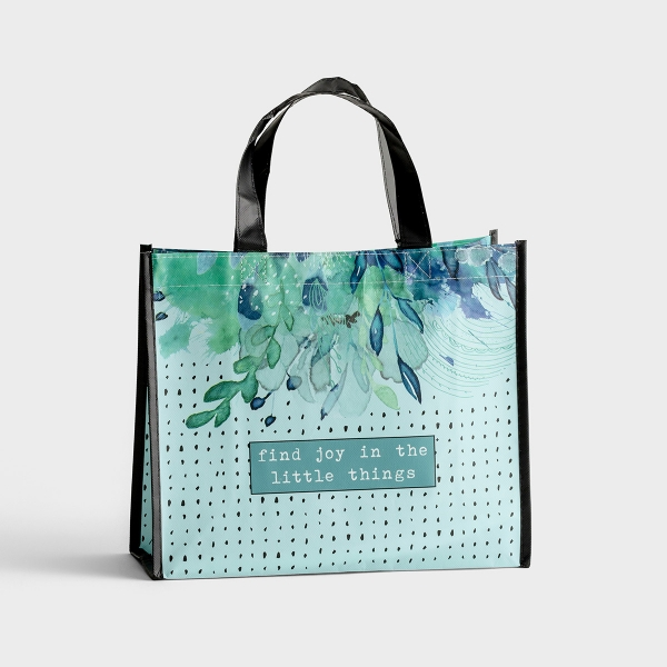 Find Joy in the Little Things - Tote Bag