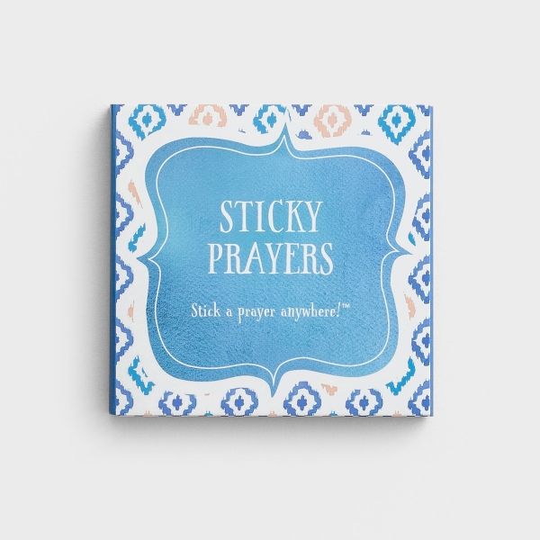 Stick a Prayer Anywhere - Sticky Note Set