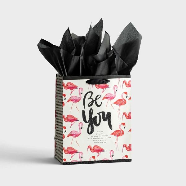 Sadie Robertson - Be You - Medium Gift Bag with Tissue