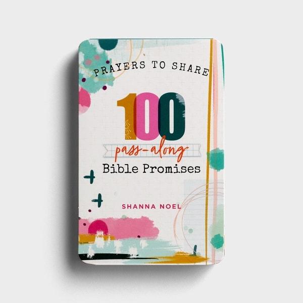 Prayers to Share - 100 Pass-Along Bible Promises