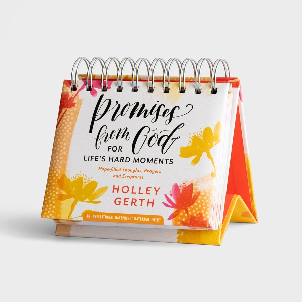 Holley Gerth - Promises From God For Life's Hard Moments - Perpetual Calendar