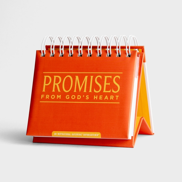 Promises From God's Heart - Perpetual Calendar