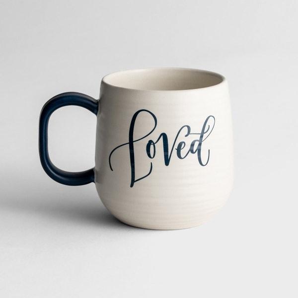 Loved - Artisan Ceramic Mug