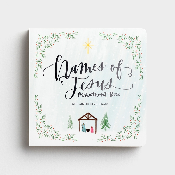 Names of Jesus - Advent Ornament Book