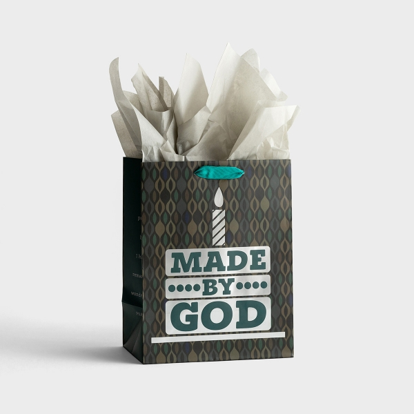Made by God - Medium Gift Bag