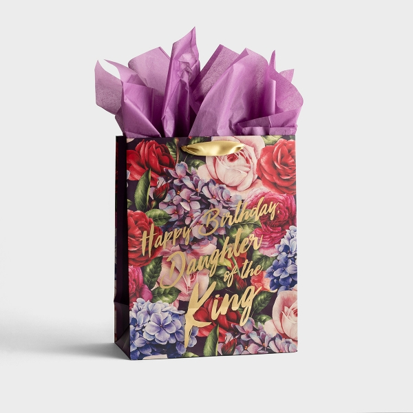 Daughter of the King - Large Gift Bag