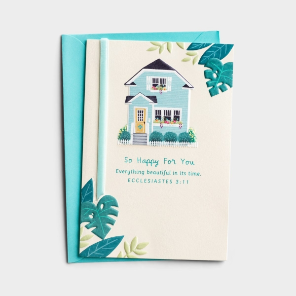Congratulations - New Chapter - 1 Greeting Card