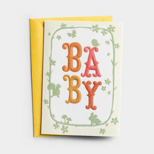 Baby - Sweetest Answer To Prayer - 6 Premium Cards