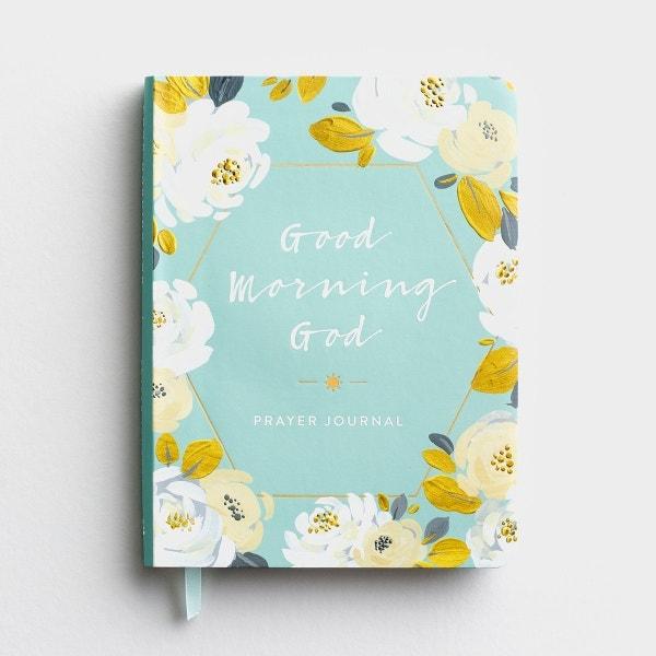 Good Morning God - Prayer Journal