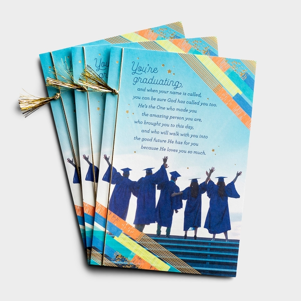 Graduation - When Your Name is Called - 3 Premium Cards