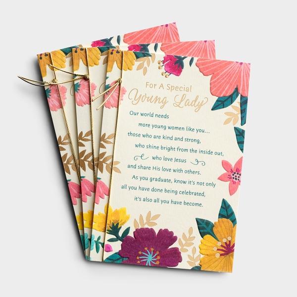 Graduation - More Young Women Like You - 3 Premium Cards