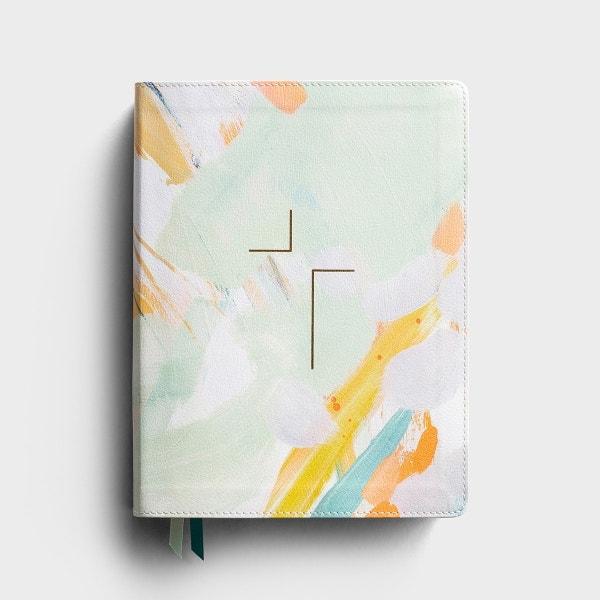 ESV The Jesus Bible Artist Edition - Leathersoft