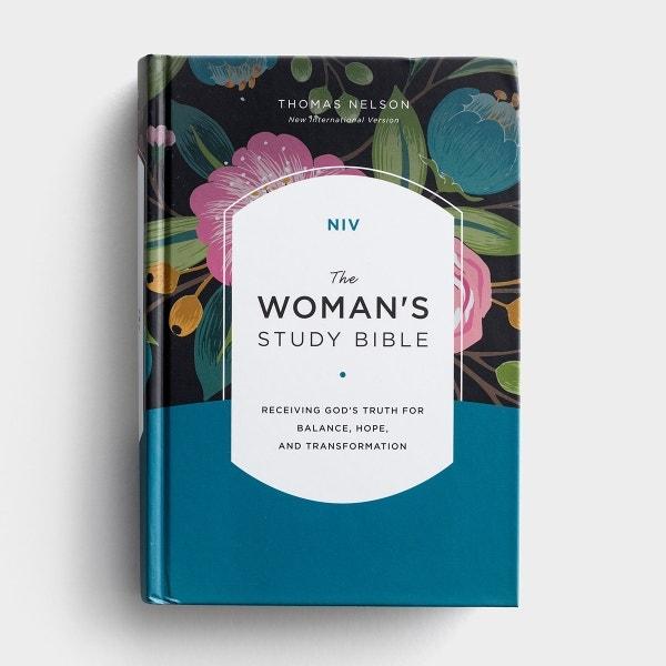 NIV The Woman's Study Bible, Hardcover
