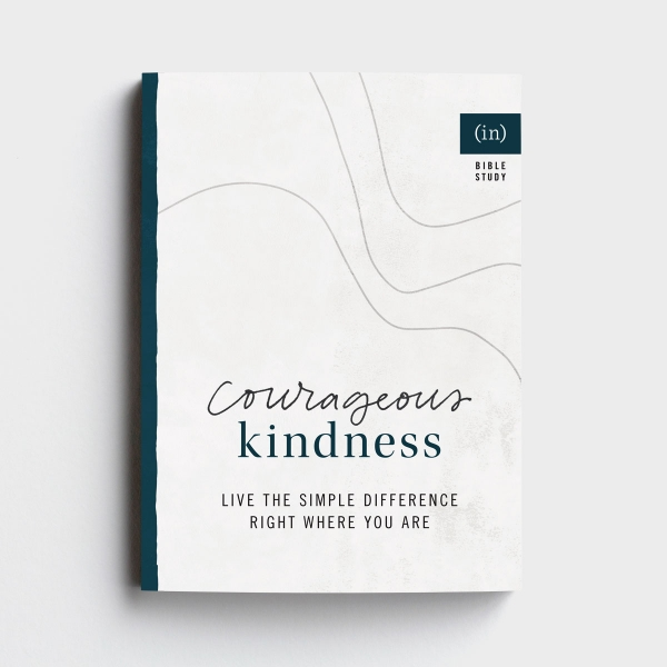 (in)courage - Courageous Kindness: Live the Simple Difference Right Where You Are - Bible Study