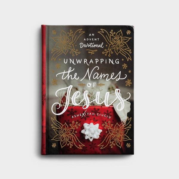 Asheritah Ciuciu - Unwrapping the Names of Jesus
