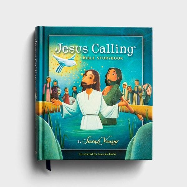 Sarah Young - Jesus Calling Bible Storybook
