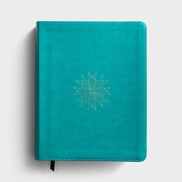 ESV Single Column Journaling Bible - TruTone, Resplendent Cross