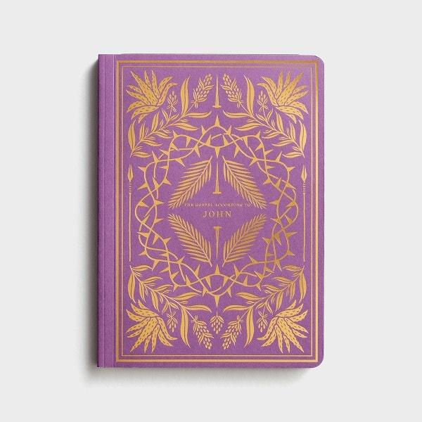Illuminated Scripture Journal - John