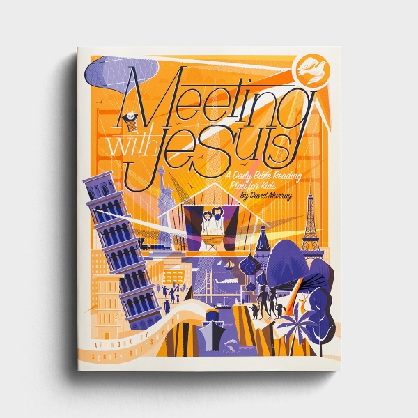 David Murray - Meeting with Jesus: A Daily Bible Reading Plan for Kids