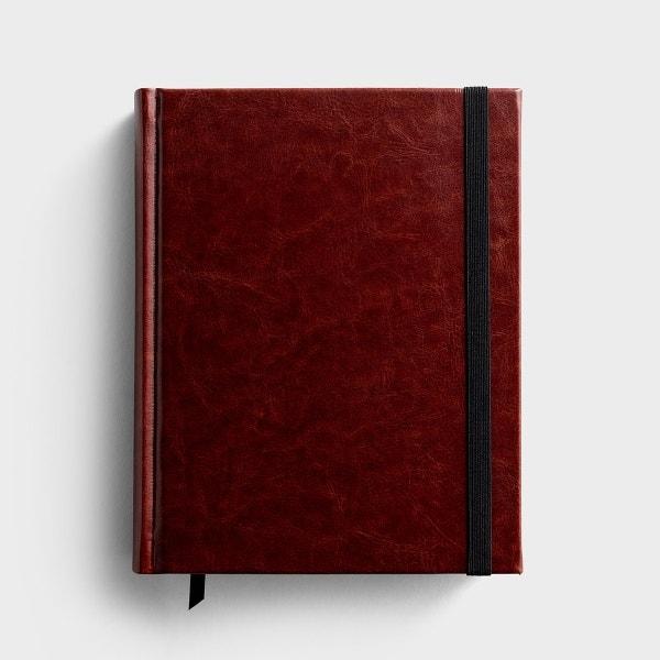 ESV Single Column Journaling Bible - TruTone, Cordovan