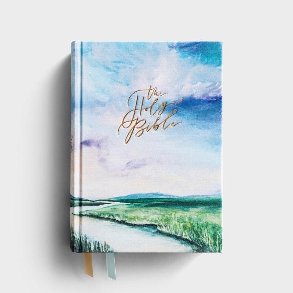 Hosanna Revival ESV Study Bible - Living Water